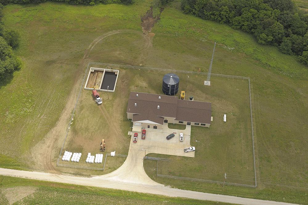 Clark Edgar Rural Water District