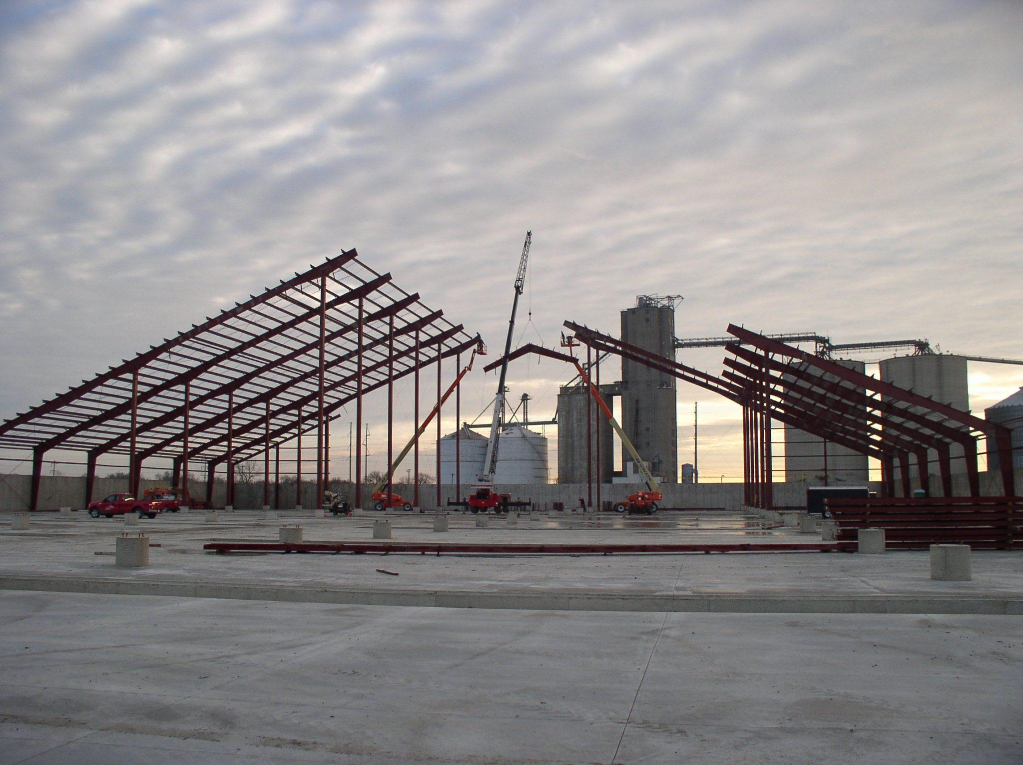 Cargill Grain Facility