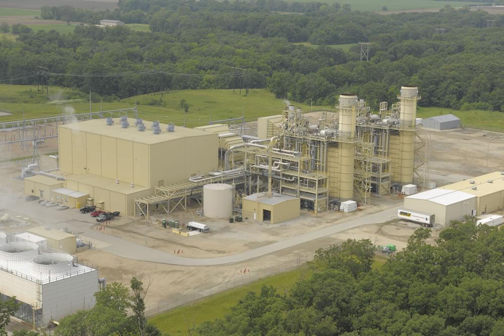 Holland Energy Plant